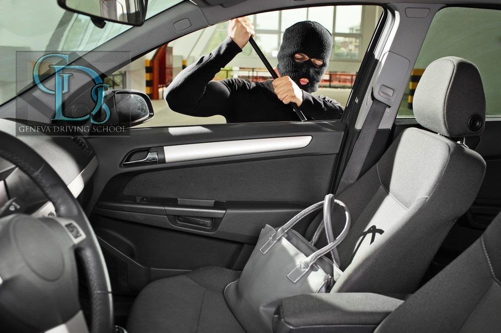 Genève paradis pour les voleurs de véhicules